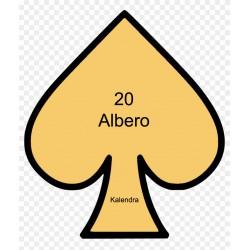 Pintura acrílica Artis color Albero 20