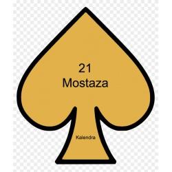 Pintura acrílica Artis color Mostaza 21