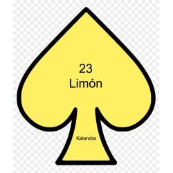 Pintura acrílica Artis color Limón 23