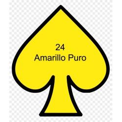Pintura acrílica Artis color Amarillo Puro 24