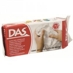 Pasta blanca para modelar Das de 500 gr.